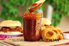 The Slow Roasted Italian - Printable Recipes: Jack Daniels Double Kick Barbecue Sauce