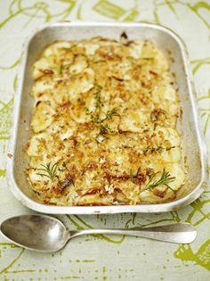 Celeriac Boulangère