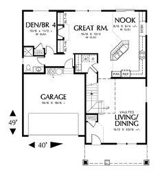 Ellsbecker House Plan