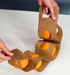 COPAK: Идеи упаковки для фруктов и овощей