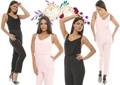 Jumpsuit, Dresses, Fashion, Overalls, Vestidos, Moda, Monkeys, Fashion Styles, Jumpsuits