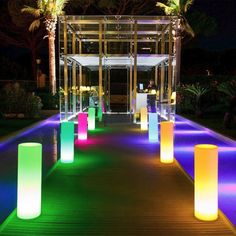Tower LED Indoor Outdoor Lamp & Smart & Green Lamps | YLighting