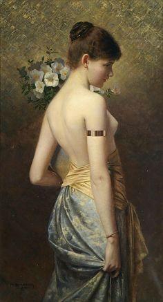 Nonnenbruch Flora, 1892