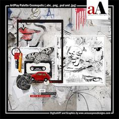 ArtPlay Palette Cosm