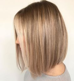 """7,547 Likes, 156 Comments - OWNER/STYLIST @_avesalon (@styled_by_carolynn) on Instagram: """"What happens when you pair a perfect Balayage and a textured lob ? This beauty…"""""""