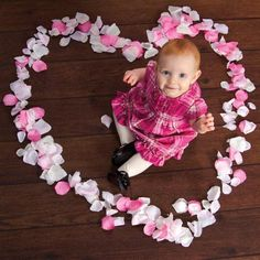 toddler valentines day photo shoot ideas | Valentine Photo Ideas For Kids and Family ~ Putti%u2019s World -kids %u2026