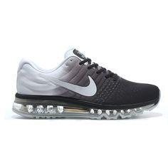Nike Air Max 2017 Black White Grey Men