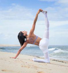Adell Bridges #yoga #inspiration #strength