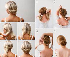 tutorial acconciature capelli corti