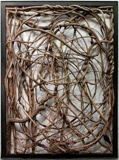 "Saatchi Online Artist: Donald Bracken; Other, 2012, Mixed Media ""Inner Urge"""