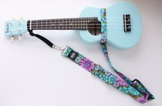 Ukulele Strap The HUG Strap No need for Strap by TheHUGStrap