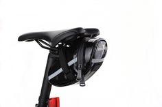 Bike Seat Bag, Saddle Bags, Bicycle, Cool Stuff, Amazon, Black, Cool Things, Amazons, Black People