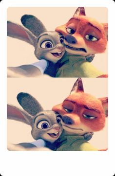 영화,주토피아,닉,주 Nick And Judy, Nick Wilde, Disney Animated Movies, Zootopia, Disney Animation, Illustrations And Posters, Dreamworks, My Childhood, Walt Disney