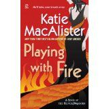 Playing with Fire (Silver Dragons, Book 1) by Katie MacAlister
