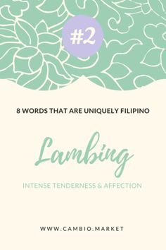 There are SO many Tagalog words that have no English equivalent, and many of them are just to express emotions. Here are 8 words that are uniquely Filipino Love In Tagalog, Tagalog Words, Tagalog Love Quotes, Learning To Relax, Ways Of Learning, Cute Words, Pretty Words, Filipino Words, Filipino Fashion