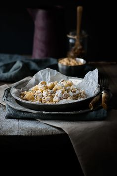 Kaiserschmarrn by Changing Plate