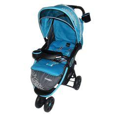 Kereta BabyElle 509 Tango Blue