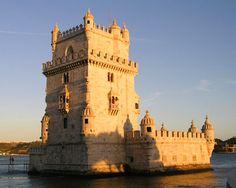 Alfama, Portugal to see the Torre de Belem