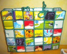 Recycle --> Tetra Pak en sac ou caisse