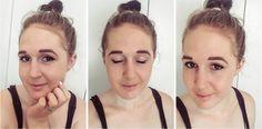 Easy Natural Make-up #makeup #makeupaddict #makeuplook #beauty #beautyblogger #bblog #bblogger #fotd #makeupproducts
