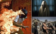 Protests, terror and war: World Press Photo of the Year award nominees