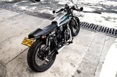 Cafe Racer Colombia: AKT 125 NK