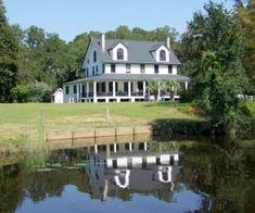 Mullet Hall Plantation - Johns Island, Charleston County, South Carolina SC