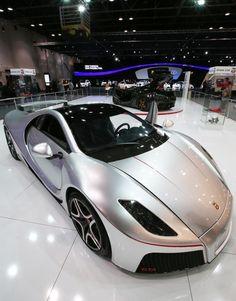 Hottest new luxury cars on diplay at 2013 Dubai International Motor Show