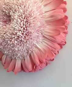 New Giant Paper Flower Sculptures by Tiffanie Turner   Colossal   Bloglovin'