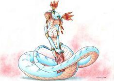 Mythological Creatures, Fantasy Creatures, Mythical Creatures, Fantasy Character Design, Character Design Inspiration, Character Art, Snake Art, Furry Comic, Furry Girls