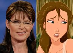 Politicians Who Look Like Disney Characters >>>>>