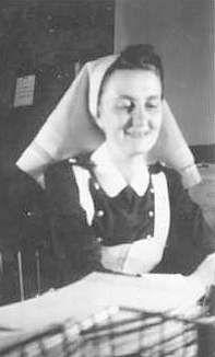 WWII Canadian Nursing Sister