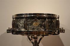 Ludwig 5x14 '30s Super Sensitive, Maple, Black Diamond Pearl