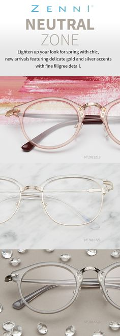 Cool Lighten up your color palette for spring with gorgeous new arrivals in soft neutrals Minimalist - Style Of do blue light glasses work Trending