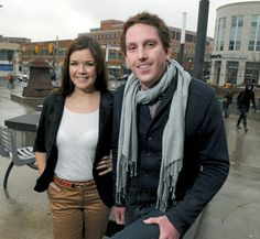 Lindsay Coulter (left)  and Taylor Jackson have launched the Niyama Project, which hopes to help local charities while promoting local businesses.