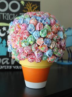 DIY Lollipop tree - so fun to make and are great for so many occasions!