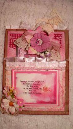 Card: Paper Bag Pocket Card