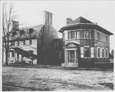 circa 1892-1890?... Farmers National Bank and Reynold's Tavern... Annapolis, MD