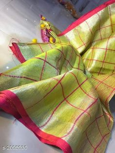 Tissue Linen Saree : enquiry and booking WhatsApp free COD . South Indian Sarees, Indian Silk Sarees, Soft Silk Sarees, Chiffon Saree, Indian Beauty Saree, Cotton Saree, Silk Saree Blouse Designs, Saree Blouse Patterns, Sari Blouse