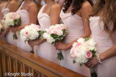 Bridesmaids Bouquets | www.knightstudio.com | Buffalo NY Wedding Photography