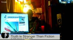 Truth is Stranger Than Fiction with Pete Wichert & Seth Davis NEW 4-2-16
