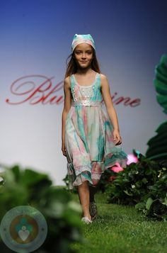 Miss Blumarine's Gorgeous SS 2012 Collection