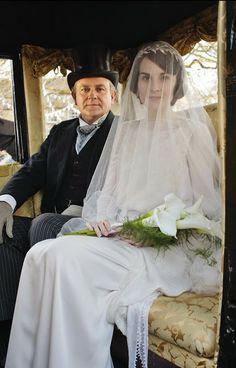 Downton Abbey's Wedding