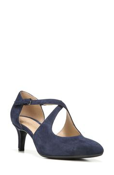 182e85ae5ab online shopping for Naturalizer  Okira  Crisscross Pump (Women) from top  store. See new offer for Naturalizer  Okira  Crisscross Pump (Women)