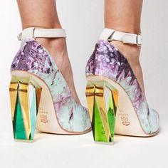 Miistra Tara prisma heel