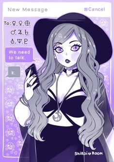 nemidark purple es la personaje de mi historia en wattpad