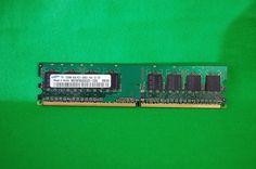 PC RAM Samsung 512MB DDR2 PC2-4200U, 533MHz, CL4, M378T6553CZ3-CD5, 240p, DIMM