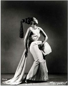 Josephine Baker by Black History Album, via Flickr