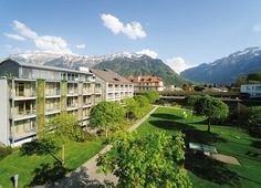 VCH-Hotel Artos, Interlaken, Thunersee, Berner Oberland, Schweiz / Switzerland. www.vch.ch/artos/