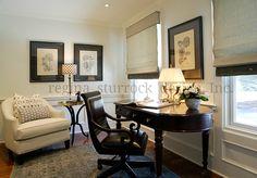 Burlington Interior Design Project: Nantucket-Inspired | Regina Sturrock Design Inc